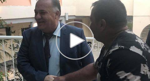 الناصرة: بحضور الرئيس علي سلام تكريم شيخ الحكام، عبدالله داروشة في احتفال مهيب