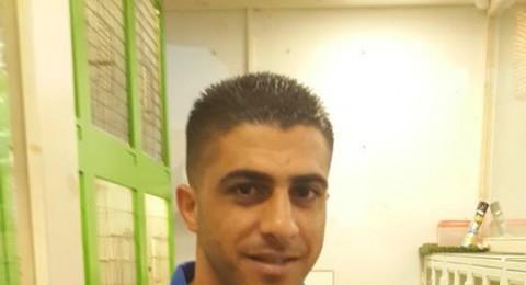 الفحماوي احمد حربي يسافر مع المنتخب الفلسطيني للسعودية