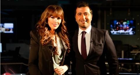 دارين حمزة تُطلّ مع ميلاد حدشيتي وكرّمت هاني شاكر