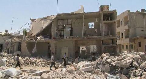 231 مدنيًا قتلوا بسوريا في نوفمبر