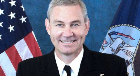 العثور على قائد القوات البحرية الأمريكية ميتا في البحرين