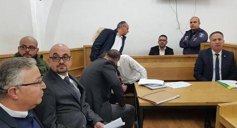 منع محافظ القدس من دخول الضفة لمدة 6 أشهر