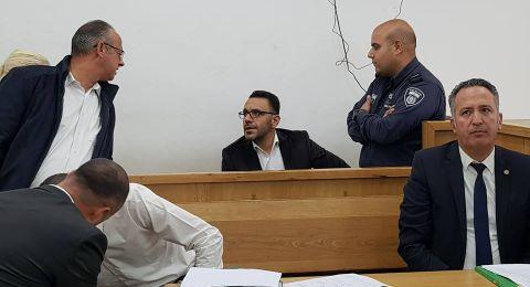 قرار اسرائيلي بالإفراج عن محافظ القدس عدنان غيث