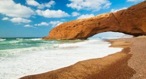 موقع سياحي عالمي يصنف أفضل شواطئ المغرب