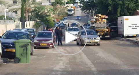 بالفيديو: تخريب أكثر من 30 سيارة باعتداء عنصري في كفر قاسم