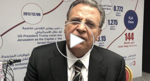 الصحافي جمال ريّان: القضيّة الفلسطينيّة حاضرة بقوّة