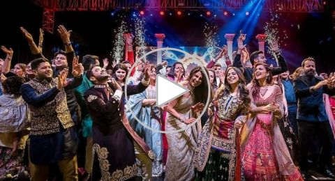 """صور من حفل زفاف نجمة بوليوود """"برينكا تشوبرا"""" ليومه الثالث!"""