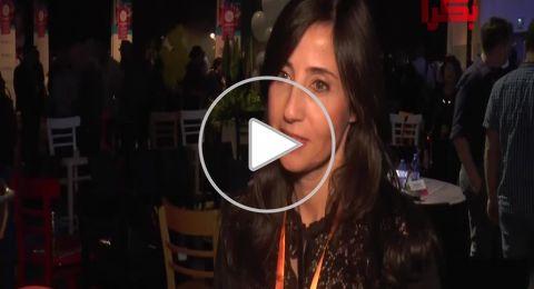 شارون ألالوف تعدّد اسهامات بنك هبوعليم لتطوير المجتمع العربي