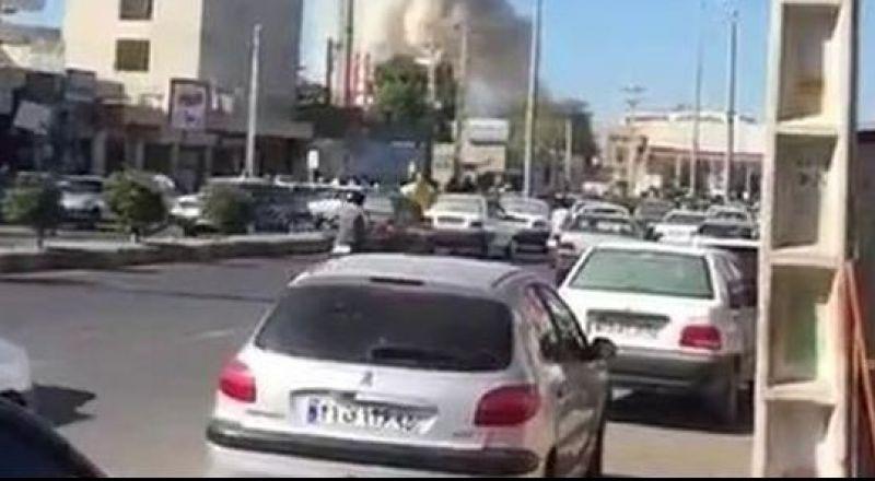 تفجير انتحاري أعقبه إطلاق نار في محافظة سيستان وبلوشستان الإيرانية