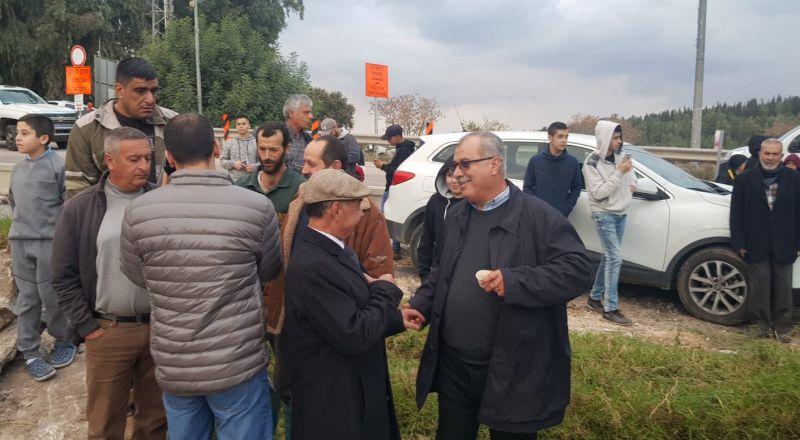 السبت المقبل: أهالي صفورية ينظمون وقفة احتجاجية ضد هدم نبع