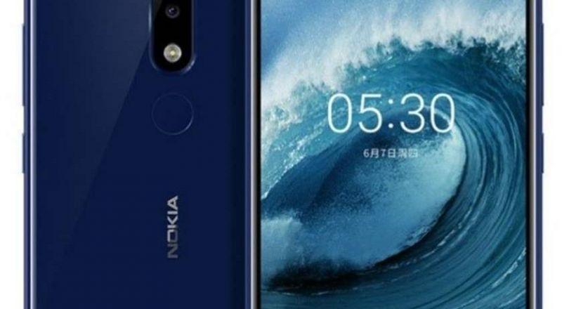 نوكيا 5.1 Plus .. هاتف جديد من الفئة المتوسطة وهذه مواصفاته