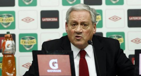 فلسطيني يفوز برئاسة الاتحاد التشيلي لكرة القدم