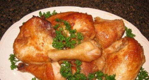 طريقة عمل دجاج بالزنجبيل