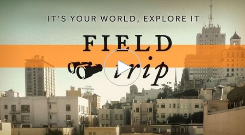 """جوجل تطرح تطبيق التعرف على الأماكن """"Field Trip"""" لهواتف آيفون"""