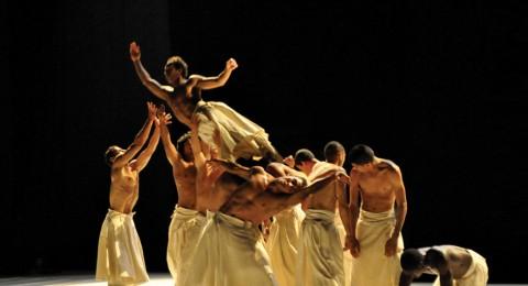 الجزائر في افتتاح مهرجان رام الله للرقص المعاصر