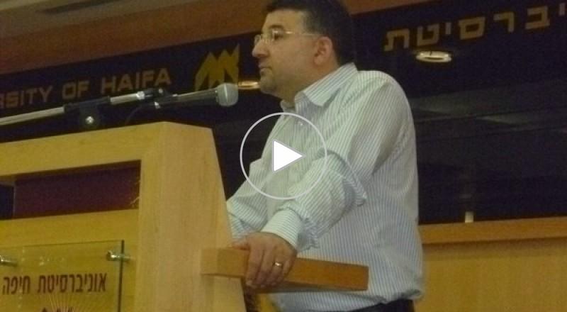 د. جبارين: القوانين العنصرية تحاول قوننة الأيدليوجويات ومنع أيديولوجيات تعارضها الرأي!!!