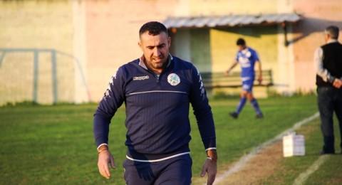 وسيم عباس: سأقود الفريق الى الدرجة الممتازة
