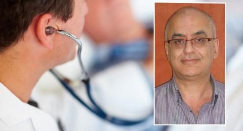 النحفاوي بـ ابراهيم مطر أفضل طبيب قطريًا