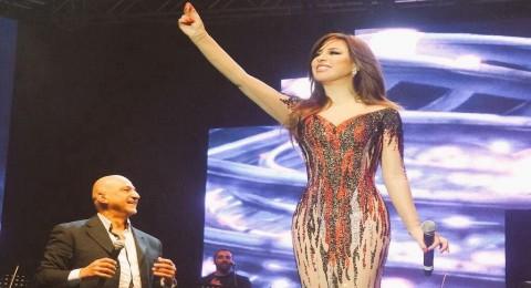 مهرجان دبي 2015 - نجوى كرم