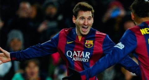 ماذا قال ليونيل ميسي عن فوز برشلونة على بايرن ميونيخ؟