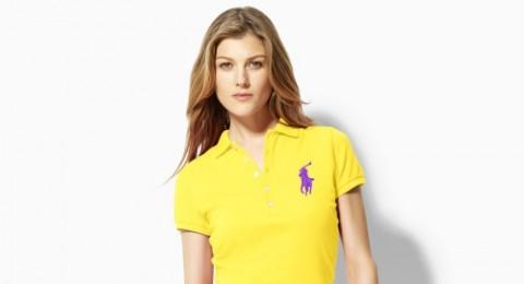 قميص «البولو» نجم الموضة النسائية في صيف 2015