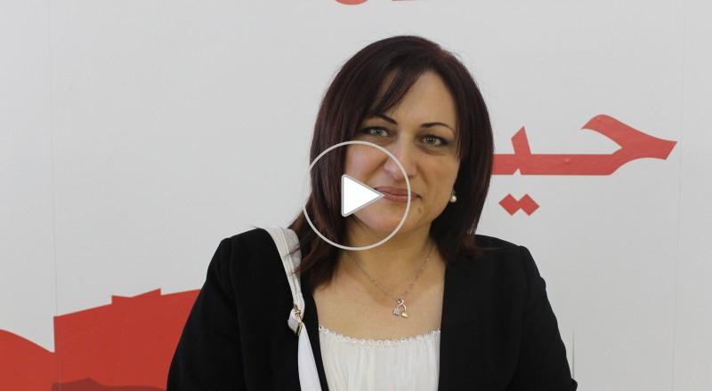 د. راوية بربارة لبكرا : نسبة نجاح المتقدمين لتدريس اللغة العربية ضئيلة