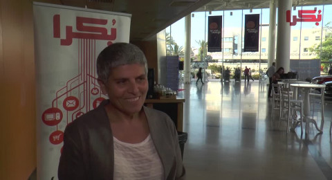 ايلا القلاعي : مخطىء من يتجاهل حق المرأة العربية بالمنافسة الانتخابية