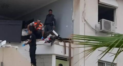 انفجار بيت في سديروت على حدود غزة وإصابة عدد من الأشخاص