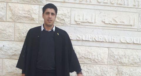 المحامي ساري عبود يقنع المحكمة العليا بأبطال قرار المركزية بسجن شاب مدة عام