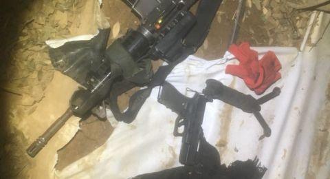 اعتقال 5 شباب من النقب بشبهة سرقة سلاح جنديّ!
