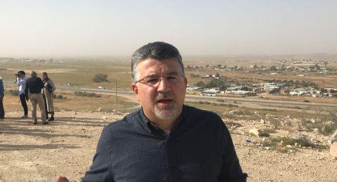 نائب الوزير مايكل اورن يطالب بإبعاد النائب يوسف جبارين بسبب دعوته لمقاطعة الاوروفزيون بالقدس