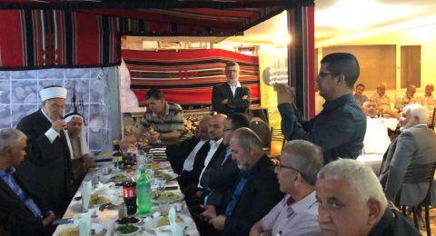 مدينة القدس تحتضن الإفطار السنوي للحركة الإسلامية