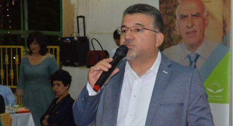 النائب يوسف جبارين يطالب بتقديم مخصصات التأمين الوطني قبل عيد فطر