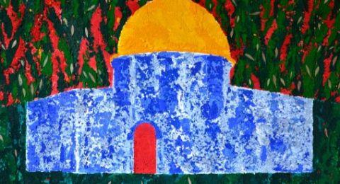 ناصر سومي: القدس حاضرة في وجدانه رغم غربته في فرنسا