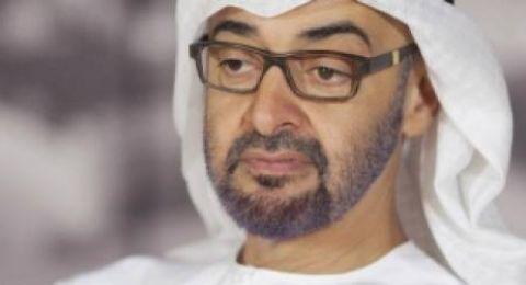 شيخ اماراتي ينشق ويهرب الى قطر بعد خلاف مع محمد بن زايد