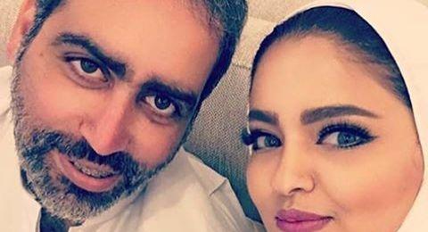 إعلامية كويتية ممازحةً: زوجي كان يتحرش فيني قبل الزواج