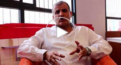 عرابة: عمر نصار في حديث جريء قبل الانتخابات.. فماذا قال عن أخطائه وعن الإدارة الحالية؟