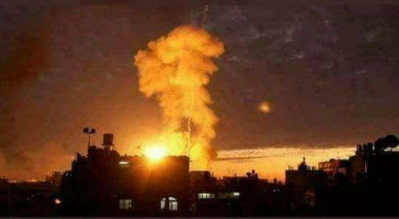 رغم إعلان التهدئة ..  عدوان إسرائيلي على غزة والمقاومة تطلق صاروخين