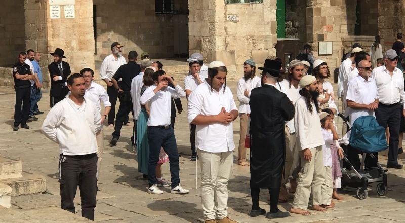 هيئات مقدسية: انتهاكات اسرائيل ضد الأقصى لن تغير قدسيته