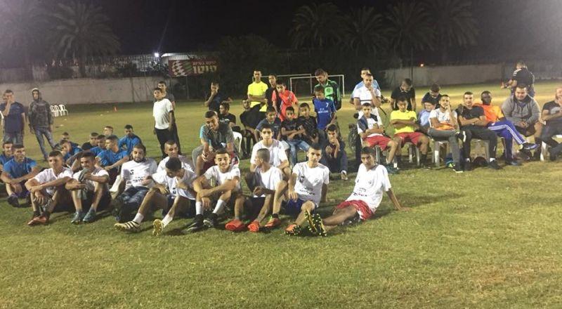 اللد: اختتام دوري كرة القدم للشبيبة الرمضاني