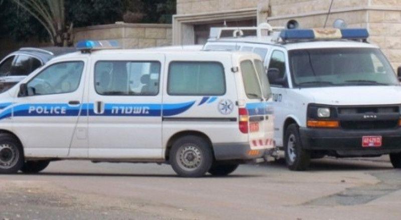 اعتقال شاب من النقب بإدعاء دهس شرطيين