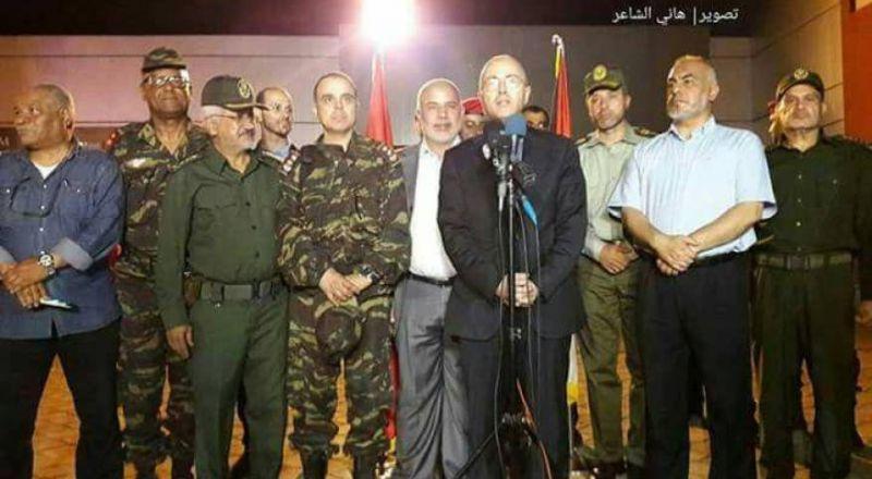 مشفى ميداني مغربي يصل غزة
