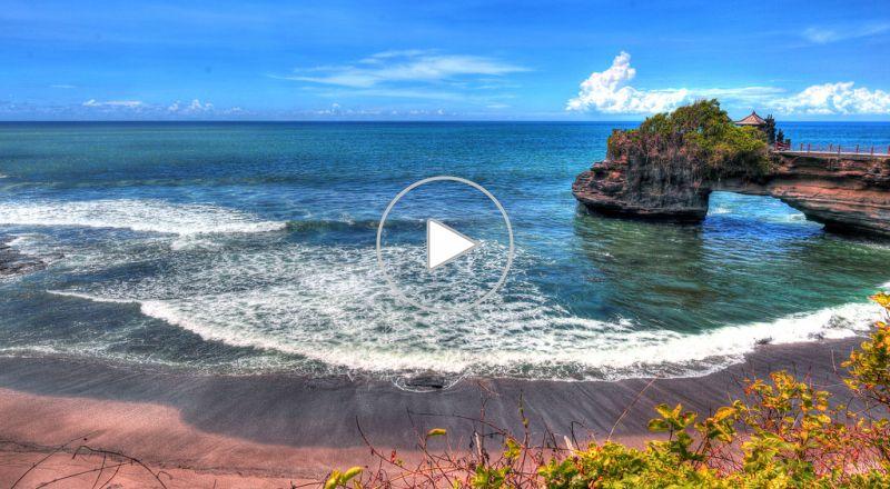 جربوا السياحة في اندونيسيا، مغرية في الصيف