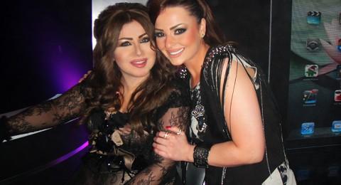أروى تجمع ديانا كرزون وبشار الشطي في برنامج مسابقات جديد