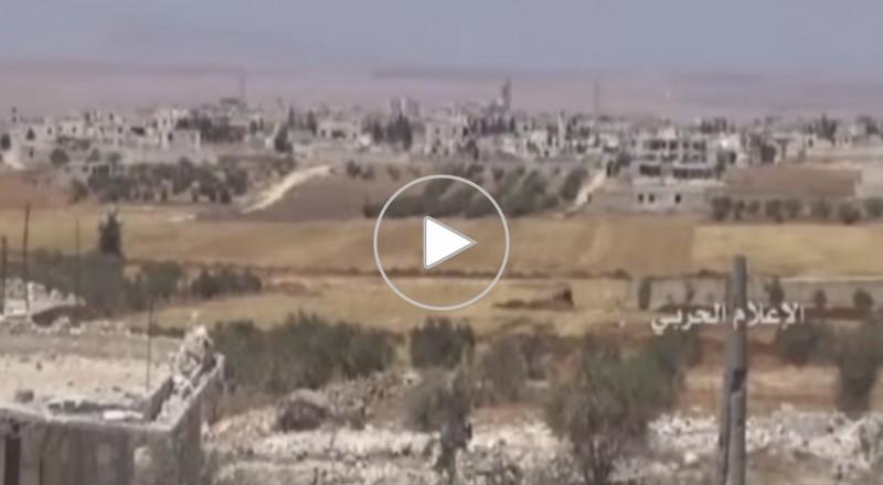 الجيش السوري يستعيد مزارع الملاح ويسيطر على الكاستيلو