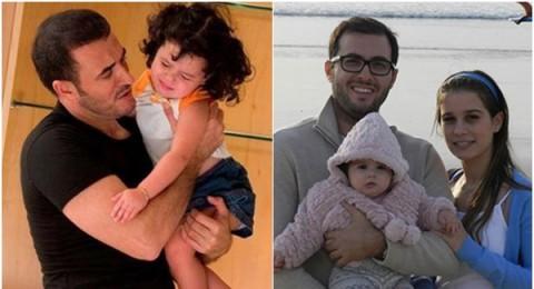 آية وسام الساهر، حفيدة القيصر كاظم الساهر الجديدة