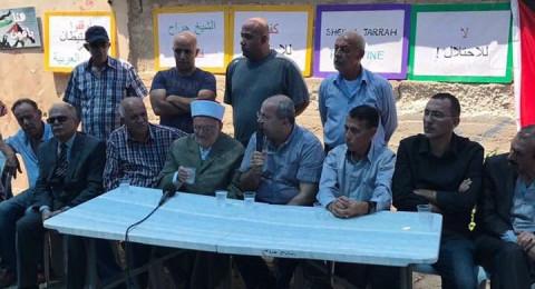 ردا على اخلاء منزل الشماسنه، الطيبي: مئات البيوت في القدس الغربية بملكيه فلسطينية قبل النكبة
