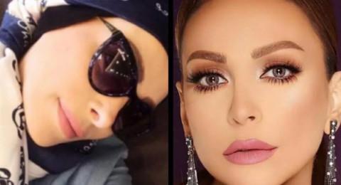 أمل حجازي تؤكد اعتزالها وارتدائها الحجاب