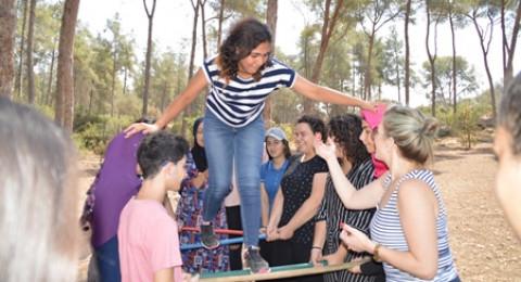 المخيم النسوي الأول للقيادة الشابة للمساواة وتكافؤ الفرص بين الجنسين
