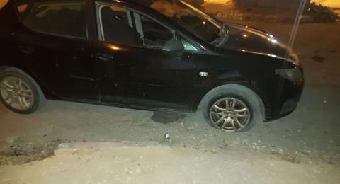 رام الله: القبض على فلسطيني يقود سيارة مسروقة منذ عام 2012